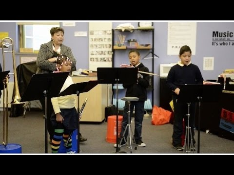 When Arts Education Takes Center Stage