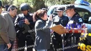 Conflicto Ixchiguan Tajumulco