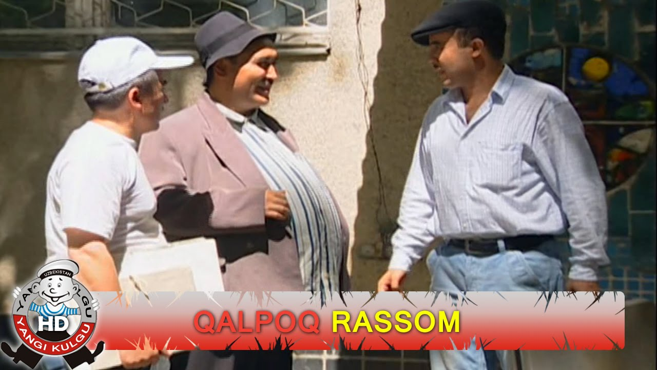 Qalpoq - Rassom | Калпок - Рассом (hajviy ko'rsatuv)