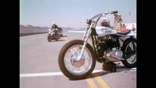 Evel Knievel - Full Length Biography, Motorcycle daredevil