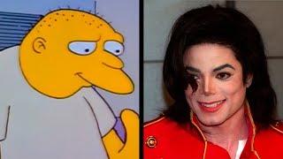 Famosos que pusieron su voz a personajes de los Simpson