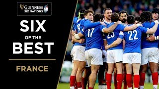 Six of the Best: France | Guinness Six Nations