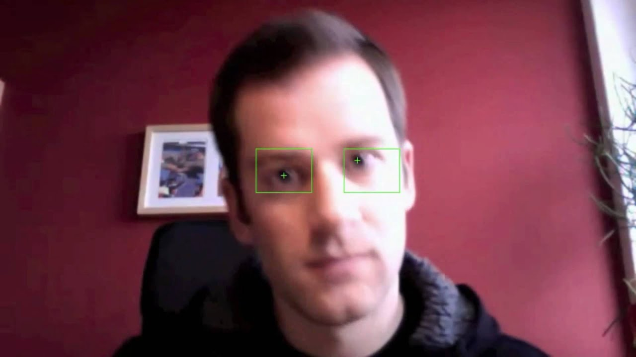 Simple, accurate eye center tracking in OpenCV - Tristan Hume