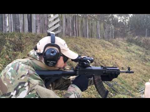Czech assault rifle VZ 2058 EXPERT by guneXpert