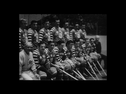 [First National Hockey League Allstar Game] (1947)