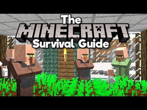 How To Breed Villagers! ▫ The Minecraft Survival Guide (Tutorial Lets Play) [Part 51]