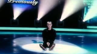 Dancing On Ice 2012 ~ Christine Bleakley speaking to Karen Barber & Andy W VT ~ Valentines Week