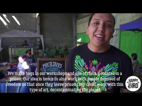 Promoting zero-waste culture: 3er ERCA Event in Huerto Liber