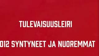 Juniori-Ässät - Tulevaisuusleiri (2012 syntyneet ja nuoremmat) Day #2