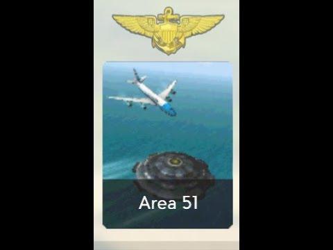 Area 51   Air Force One   Avion Flight Simulator   Realistic mode   Aeroplane Sim