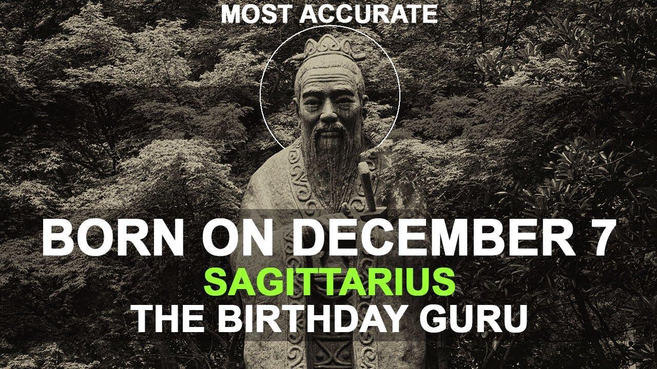 december 7 birthday astrology