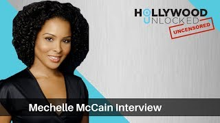 Mechelle McCain talks Marriage to Mike Epps & Career on Hollywood Unlocked [UNCENSORED]