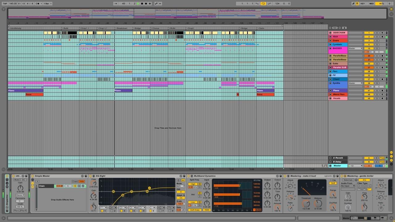Production Master - Eurotrvsh - Excellent (Riddim Dubstep Ableton ...