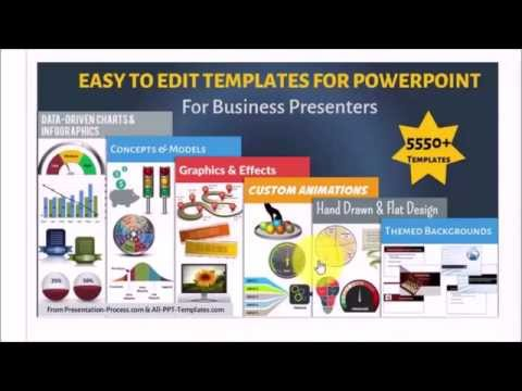 What is in the BIG Presentations Toolkit