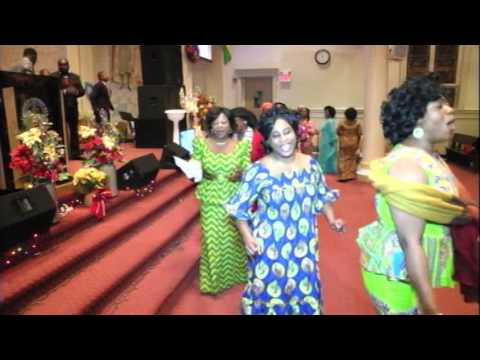 CHURCH OF PENTECOST NEW ENGLAND DISTRICT CHRISTMAS CONVENTION 2016 SATURDAY NIGHT