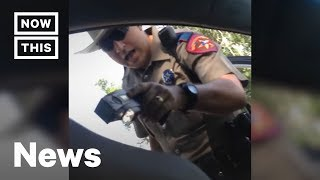 new-info-about-sandra-bland-exposed-in-cell-phone-video-nowthis