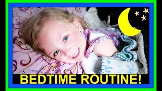BEDTIME ROUTINE! | BEDTIME SONGS!