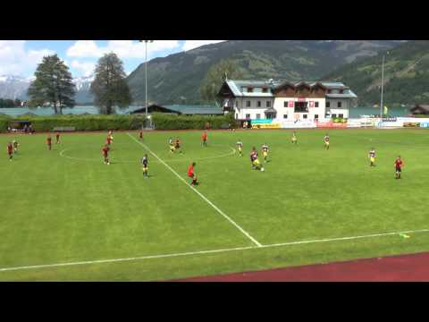 U16 FC Zell am See : FC Red Bull Salzburg 1:7 (1:1)