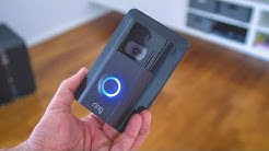 Jemand zuhause? Ring Video Doorbell 2 im Test | deutsch