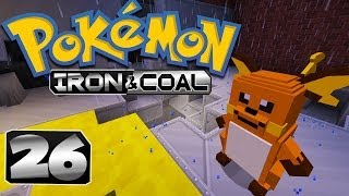 Pokémon: Iron & Coal [Pixelmon Part 26] - A Shocking Discovery