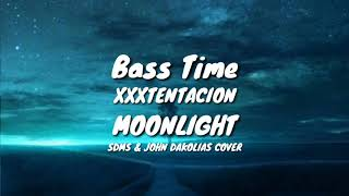 XXXTENTACION - Moonlight (SDMS & John Dakolias Cover)[LyricsLyric Video]