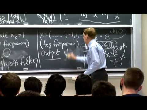 Lec 33 | MIT 18.085 Computational Science and Engineering I, Fall 2008
