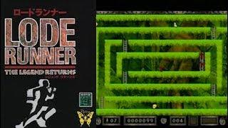 Lode Runner JPN ( Sega Saturn )