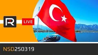 В Турцию без загранпаспорта: что это даёт? • Revolver ITV