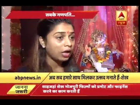 This Muslim woman regularly worships Hindu God Ganesha.She simultaneously follows all the