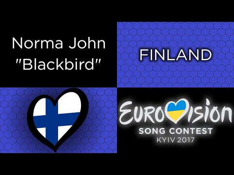 "TessHex Reviews: ""Blackbird"" by Norma John (Finland)"