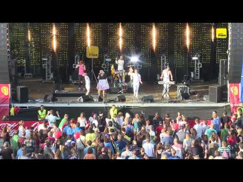 FM Belfast: Das Konzert am Donauinselfest 2017