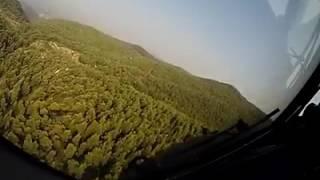 Militaire.gr:Canadair μέσα στις φλόγες στην φωτιά της Εύβοιας