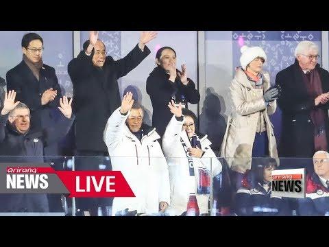 [LIVE/ARIRANG NEWS] N. Korea to send high-level delegation to closing of PyeongChang Olympics