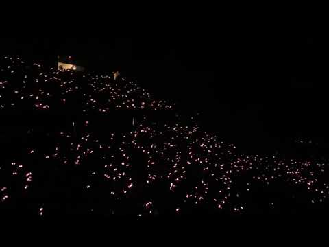 Pink Ocean Inside Blackpink Concert In Chicago