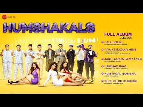 Humshakals Full Songs | Jukebox | Saif, Ritiesh, Bipasha, Tamannah & Esha | Himesh Reshammiya