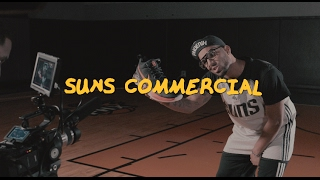 Futuristic and Devin Booker Suns Commercial!