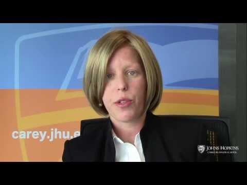 Interview - Prof. Amity Willenborg | Johns Hopkins Carey Business School