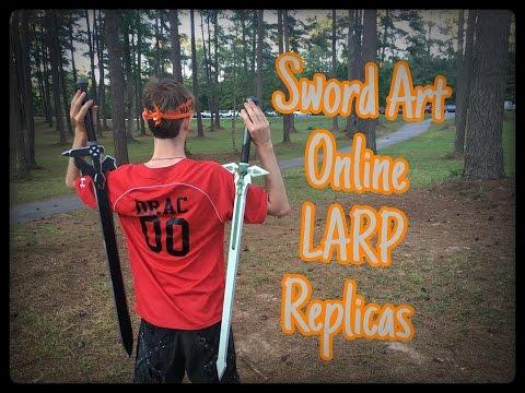 Honest Review: Kirito's Foam Swords from Sword Art Online