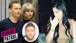 Calvin CONFIRMS Taylor Cheated With Tom? Kylie Dating Tyga