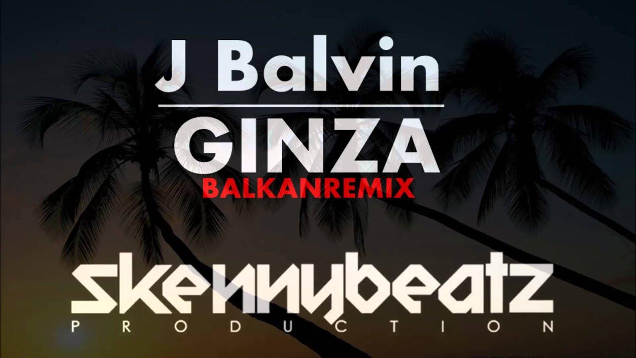 j balvin ginza ninja mp3 download