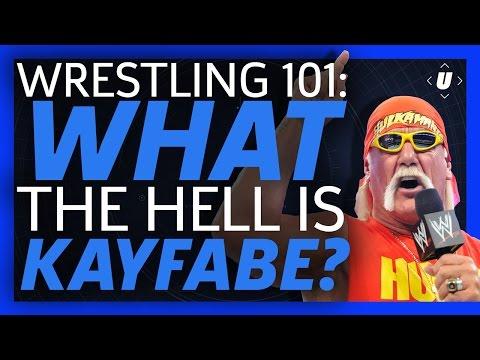 Breaking Kayfabe: Wrestling 101