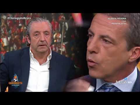 """""""Florentino Pérez me dijo que se hará cargo del hijo de Reyes hasta los 18 años"""""""