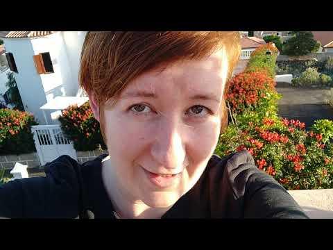 Was ich auf Teneriffa mache ;)  Marija unterwegs...