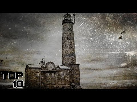 Top 10 Scary Abandoned Lighthouses