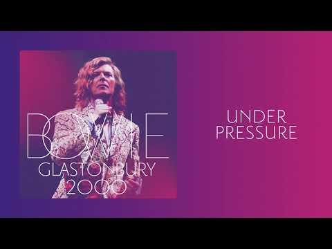 David Bowie - Under Pressure, Live at Glastonbury 2000 (Official Audio) Mp3
