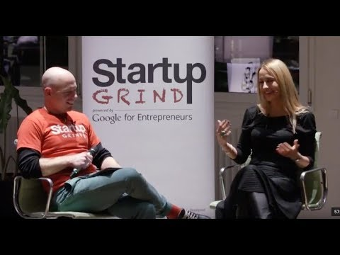 Startup Grind Zurich hosts Luiza Dobre (Komed Health) w/ David Butler