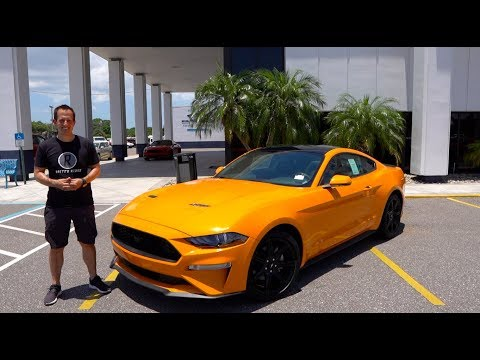 Is the 2019 Ford Mustang EcoBoost really that BAD?