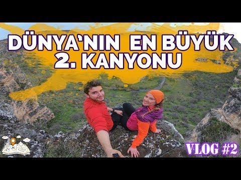 ULUBEY KANYONU     CLANDRAS KÖPRÜSÜ     BLAUNDUS ANTİK KENTİ - VLOG#2
