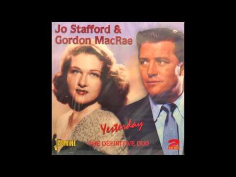 Gordon MacRae & Jo Stafford - My One and Only Highland Fling