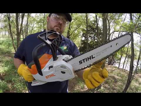 10 Best Battery Chainsaws 2019 – Top Rated Models Compared